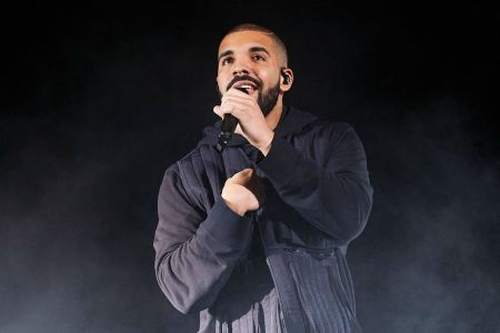"Aubrey ""Drake"" Graham(オーブリー ""ドレイク"" グラハム)"
