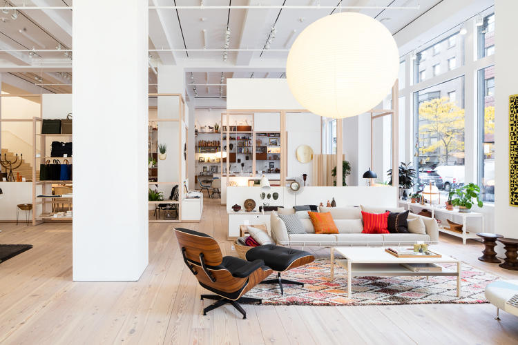 A Look Inside Herman Miller S New Retail Store In Nyc
