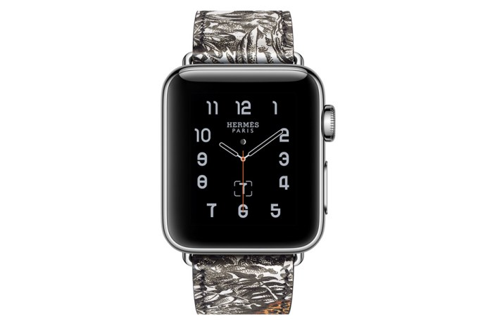 Hermès Releases an Exclusive Apple Watch With Silk Scarf Design