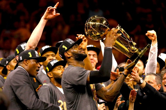 The Cleveland Cavaliers Is the Highest-Paid Team in the World