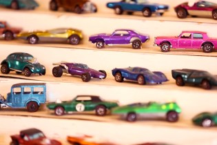 This Million-Dollar Hot Wheels Collection Is as Impressive as It Sounds