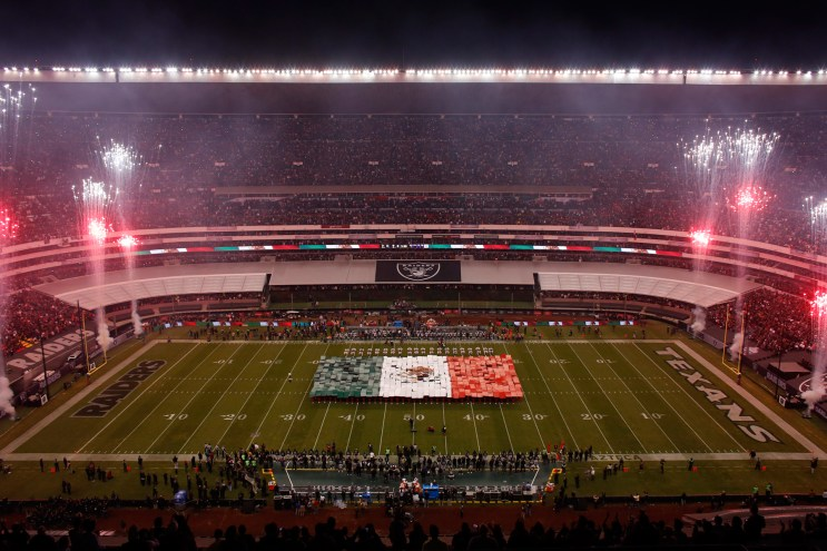 Poor Officiating Casts a Dark Cloud Over NFL's Successful Evening in Mexico City