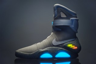 Guess How Much the Last Auctioned Nike MAGs Sold For
