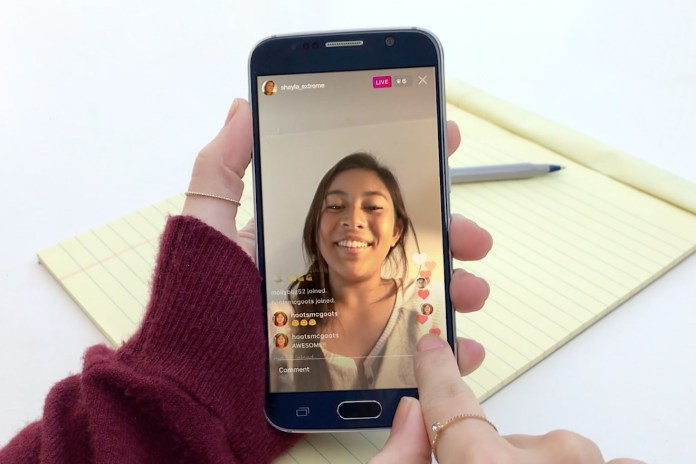 Instagram Takes on Snapchat With Live Video & Disappearing Posts