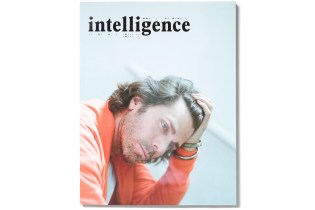 Greg Lauren & Sasquatchfabrix.'s Daisuke Yokoyama Cover the Third Issue of 'intelligence'