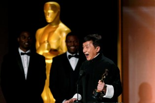 Jackie Chan Finally Gets an Oscar After 50 Years and 200 Films