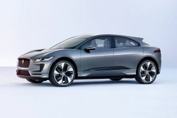 Jaguar Moves Into the Electric Car Arena With the I-Pace Concept