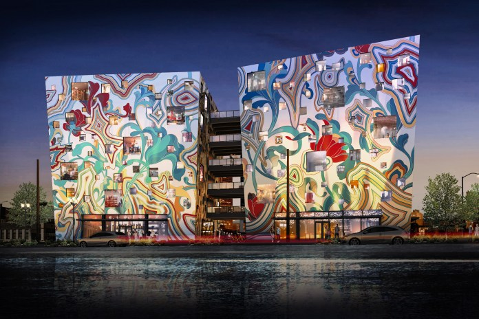 James Jean Set to Present a Large Scale Mural in Portland