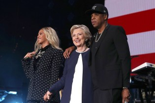 Jay Z, Beyonce, Chance the Rapper, J. Cole & Big Sean Passionately Rally Behind Hillary Clinton