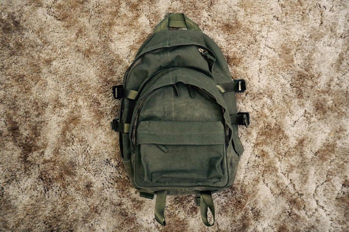 Jerry Lorenzo Takes to Instagram to Tease New Military Backpack in Collaboration With READYMADE