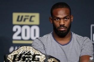 UFC Strips Jon Jones of Light Heavyweight Title