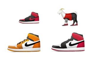 Jordan Brand's New Emojis Will Let You Communicate Like a True Sneakerhead