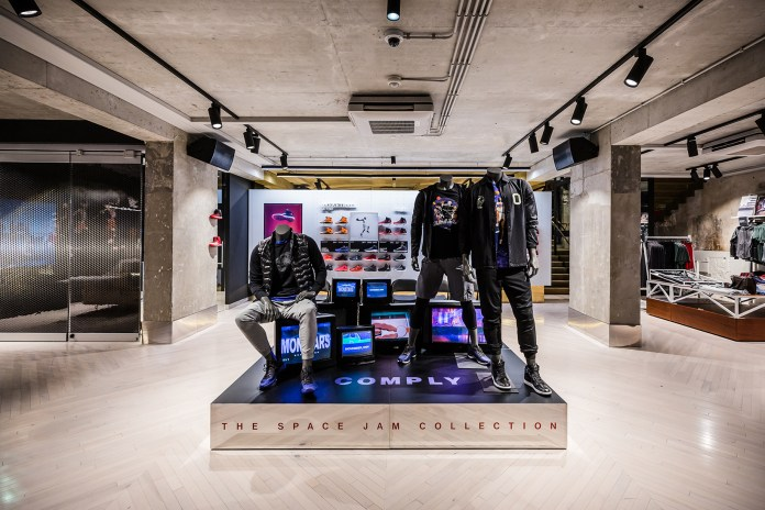 Paris Welcomes New Jordan Brand Pinnacle Store With Open Arms
