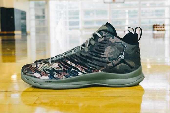 "Jordan Brand Pays Tribute to Troops With the ""Veterans Day"" PE Collection"