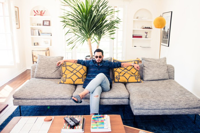 Josh Peskowitz Shows Us His Wardrobe Favorites and Talks About His Start in the Fashion Industry