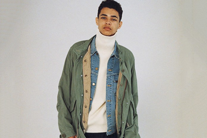 Journal Standard Gives Us a Lesson in Layering in Its Latest 2016 Fall/Winter Lookbook