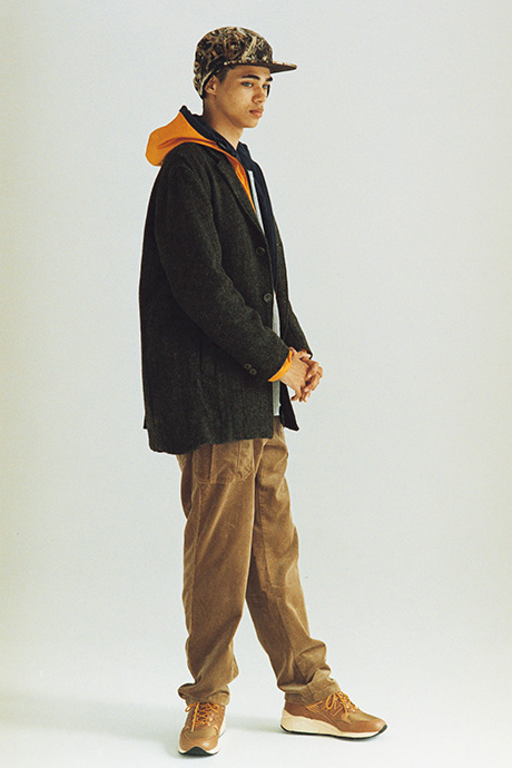 Journal Standard 2016 Fall/Winter Lookbook Layered Looks Coats Peacoats Flannels Japan Andersen-Andersen J.S Homestead - 1807584