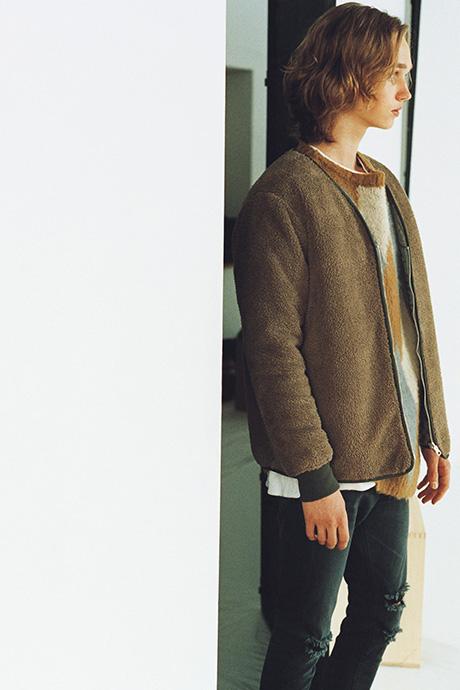 Journal Standard 2016 Fall/Winter Lookbook Layered Looks Coats Peacoats Flannels Japan Andersen-Andersen J.S Homestead - 1807586