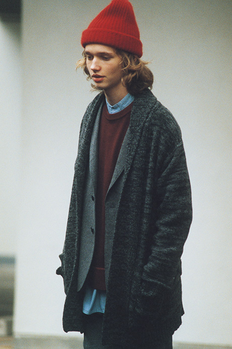 Journal Standard 2016 Fall/Winter Lookbook Layered Looks Coats Peacoats Flannels Japan Andersen-Andersen J.S Homestead - 1807587