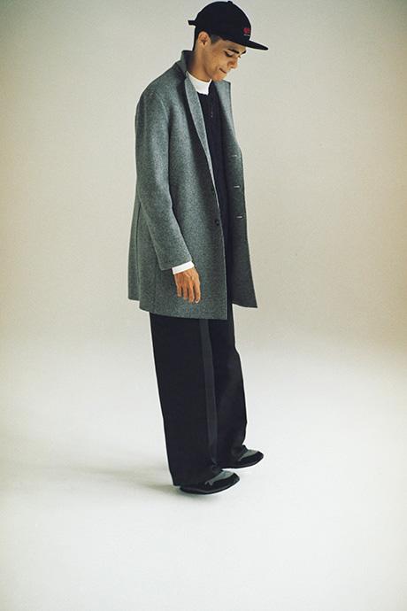 Journal Standard 2016 Fall/Winter Lookbook Layered Looks Coats Peacoats Flannels Japan Andersen-Andersen J.S Homestead - 1807588