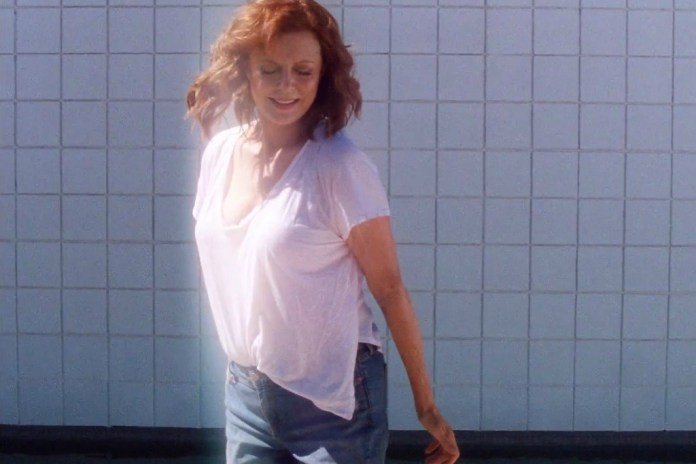 """Susan Sarandon Stars in Justice's New Video for """"Fire"""""""