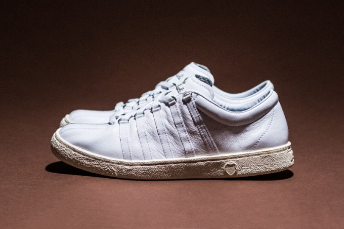 K-Swiss Celebrates Its 50th Anniversary With Collection of Vintage-Inspired Collaborations