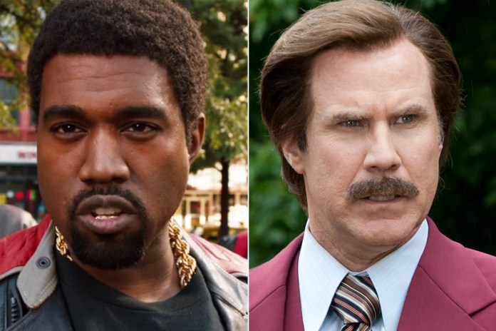 Kanye West Wants Will Ferrell to Play Him in a Biopic