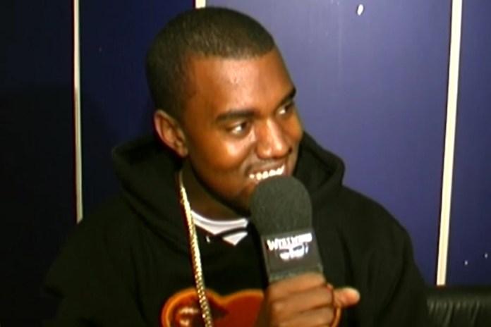 Watch Kanye West & John Legend Drop Freestyle in 2004
