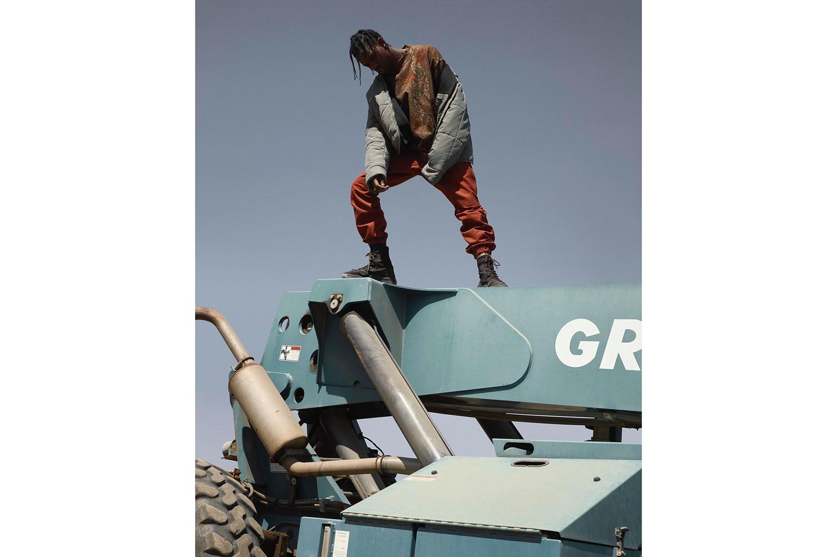Kanye West Calabasas YEEZY 032c Kim Kardashian Khloe Travis Scott