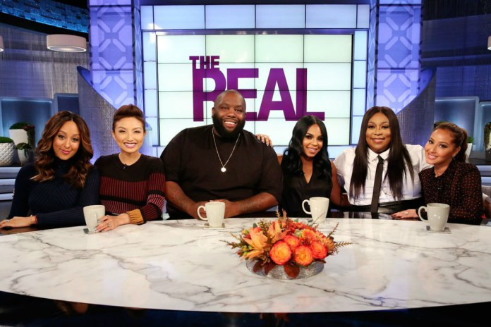 Killer Mike Discusses Trump's Win on 'The Real Daytime'