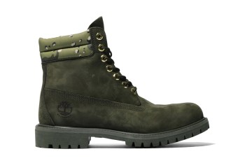 """Kinetics Adds Camouflage to the Timberland 6"""" Boot"""
