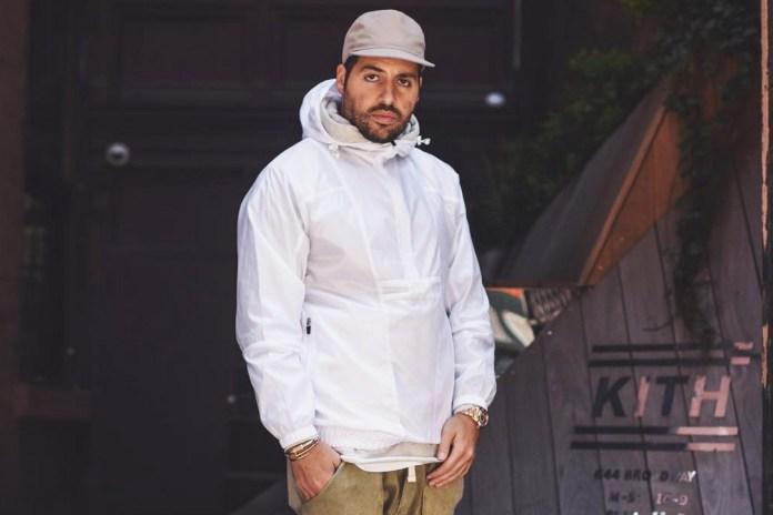 "KITH's Ronnie Fieg Recalls His Growth With ASICS in Latest ""Food for Thought"" Piece"