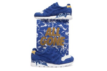 """La MJC and Diadora Set to Release the 8th Installment of the """"All Gone"""" Series"""