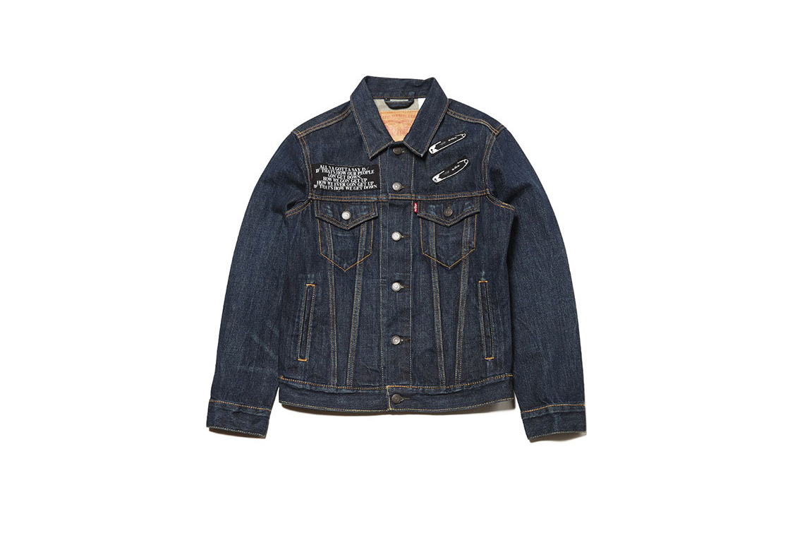 UNDERCOVER Levi's 50th anniversary pop-up limited