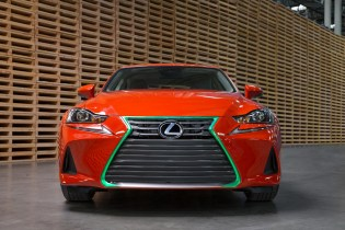 The Lexus Sriracha IS Is the Car for That Person Who Puts Hot Sauce on Everything