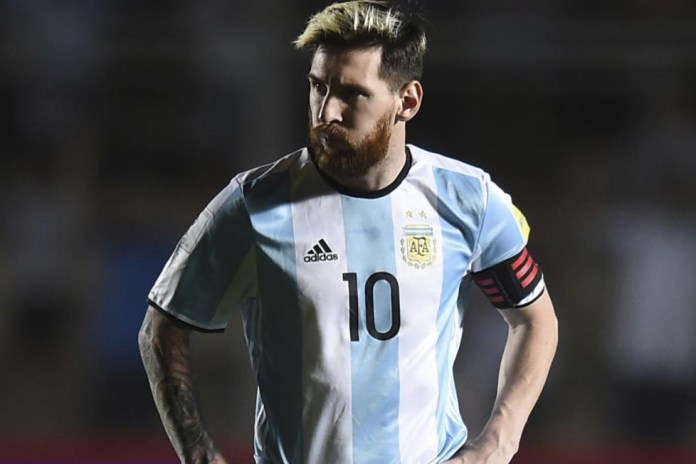 Lionel Messi Says Argentina Is Done Talking to the Press