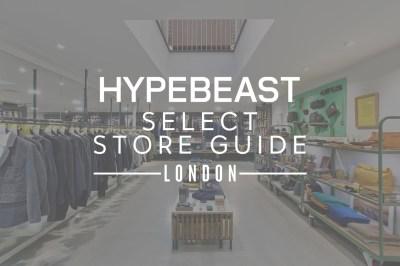 London Multi-brand Retailers Guide 2016