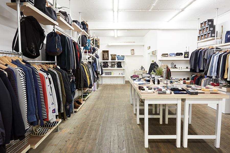 London Fashion Multi-brand Retailers Guide 2016