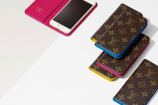 Louis Vuitton Releases an iPhone Case Series Based on City Travel Guides