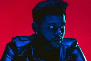 "New Visuals for The Weeknd's ""Starboy"" Complete With Lyrics Just Unveiled"