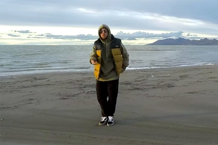 "Mac Miller Hits the Beach for ""Stay"" Music Video"