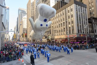 The 2016 Macy's Thanksgiving Day Parade Will Live-Stream in 360-Degree Video