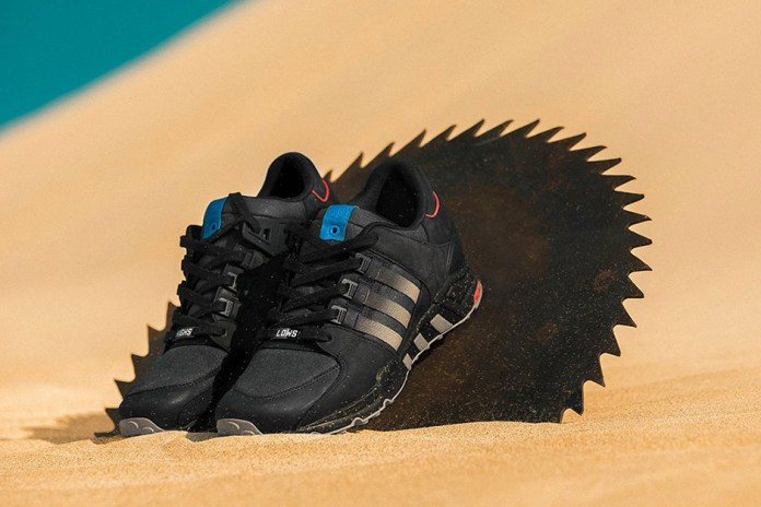 "'Mad Max' Inspired This Collaborative adidas Consortium EQT Support 93 ""Interceptor"""