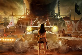 Take a Look at the Chinese Ripoff of 'Mad Max'
