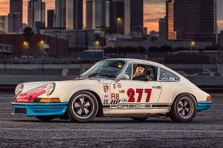 Listen to the Sounds of a Customized Porsche 911 and Nissan 240Z