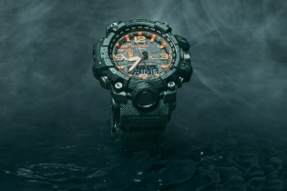 maharishi & Casio G-SHOCK Team up for a Limited-Edition Mudmaster