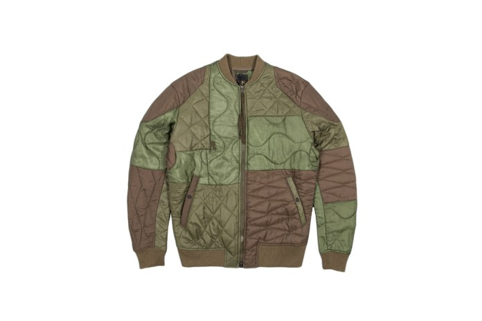 The Latest Collection From maharishi Is Constructed of Symbolically Cleansed Vintage Army Liners