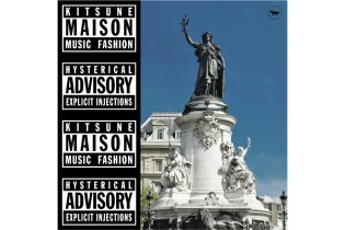[Maison Kitsuné 18 - The Hysterical Advisory Issue] Features XXX