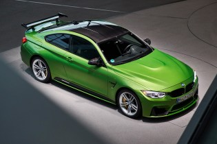 DTM Champion Marco Wittmann Shows off His Custom Java Green BMW M4