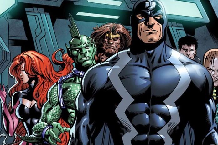 Marvel's 'The Inhumans' Will Become an ABC TV Series